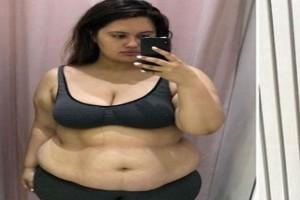Αυτή η 23χρονη ζύγιζε 140 κιλά - 11 μήνες αφού αποφάσισε να αδυνατίσει έγινε...