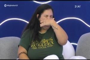 Big Brother: Η συγκινητική εξομολόγηση της Αφροδίτης για το θάνατο του πατέρα της