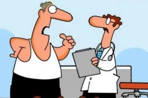 Πάει ένας Πόντιος στον γιατρό και του λέει: «Γιατρέ μου έχω 7 παιδιά, τι μπορώ να κάνω για να…» Το ανέκδοτο της ημέρας (26/9)