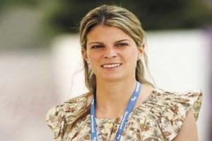 Ερωτευμένη ξανά η Αθηνά Ωνάση - Το ανακοίνωσε δημόσια σε πελάγη ευτυχίας
