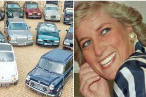 Εξωπραγματικό το ποσό που πουλήθηκε το αμάξι της πριγκίπισσας Νταϊάνα - Δείτε για πρώτη φορά το ιστορικό γαλάζιο κάμπριο