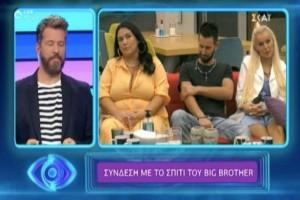 Big Brother Highlights: Η εξομολόγηση του Βλαδίμηρου, ο τρελαμένος Μικρούτσικος και ο παίκτης που έφυγε