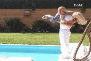 Big Brother: Πήγε να πετάξει την Άννα Μαρία ο Πυργίδης - Αδιανόητο περιστατικό