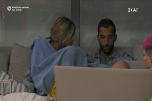 Big Brother: Προβληματισμένος ο Κεχαγιάς - Τι ζήτησε από τη Σοφία και γιατί (Video)
