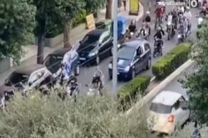 Χανιά: Μηχανοκίνητη πορεία ενάντια στα μέτρα για τον κορωνοϊό (video)