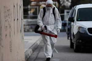 Στους 374 οι νεκροί από κορωνοϊό - Κατέληξε 82χρονος στον Ευαγγελισμό