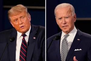"""Σύγκρουση """"τιτάνων"""" στις ΗΠΑ: Ντόναλντ Τραμπ και Τζο Μπάιντεν ξεκίνησαν επίσημα την μεγάλη μάχη για τις εκλογές"""