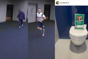 Έπος: Ο παίκτης πήγε… επειγόντως στην τουαλέτα και ο Μουρίνιο τον έψαχνε