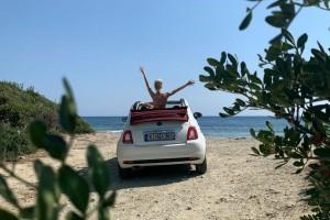 Μία ανανεωμένη DiRENT a car