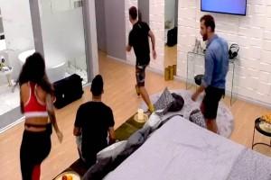 Ντροπιαστική και χυδαία: Η νέα φωτογραφία από το Big Brother έίναι ό,τι χειρότερο είδαμε ποτέ στην τηλεόραση