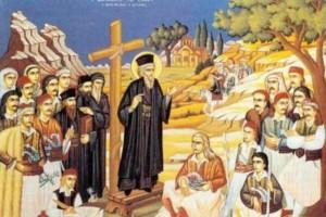 """""""Όταν δείτε το χιλιάρμενο στη Μεσόγειο..."""" - Ανατριχίλα με προφητεία του Πατροκοσμά"""