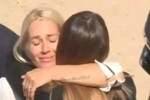Δολοφονία Γιάννη Μακρή: Ξέσπασε σε κλάματα η Βικτώρια Καρύδα - «Ο άνδρας μου είναι εδώ...» (Video)