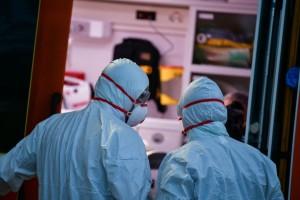 Κορωνοϊός: Ακόμη δύο θύματα στη χώρα μας - Στους 346 οι νεκροί