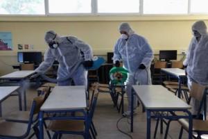 Κορωνοϊός: Μεγάλη επιχείρηση για ελέγχους στα σχολεία - Αυτή είναι η κατάλληλη μάσκα για τα παιδιά