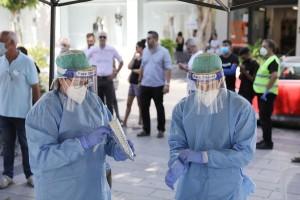 """ΟΗΕ: Δέχεται """"επίθεση"""" από τον κορωνοϊό στην Κύπρο"""