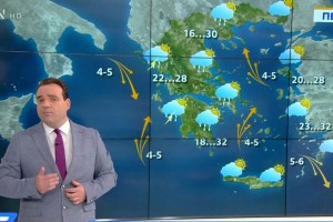 «Επιστρέφει ο κίνδυνος των πλημμύρων...» - Προειδοποίηση από τον Κλέαρχο Μαρουσάκη (Video)