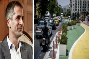 Πάει... περίπατο ο «Μεγάλος Περίπατος της Αθήνας»: «Ξηλώνεται» η Πανεπιστημίου - «Καυστικά» σχόλια στο Twitter με τις δηλώσεις Μπακογιάννη