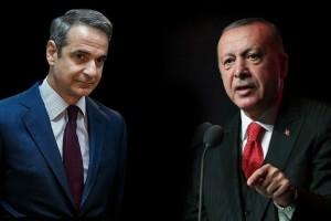 Έκπληξη Κυριάκου Μητσοτάκη! Δήλωση «βόμβα» για τον Ερντογάν