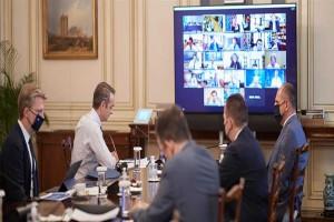 Αυστηρό μήνυμα Μητσοτάκη στο Υπουργικό Συμβούλιο: «Όλοι έχουμε ευθύνη»