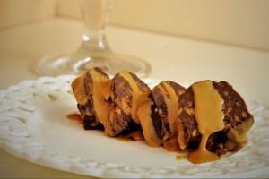 Του ονείρου: Γλυκό ψυγείου με καραμέλα και μπισκότα