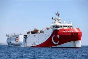 Συναγερμός στο Αιγαίο: Απέπλευσε από την Αττάλεια το Oruc Reis