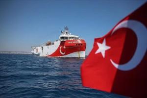 Συναγερμός στο Αιγαίο: Αναχώρησε ξανά από την Αττάλεια το Oruc Reis