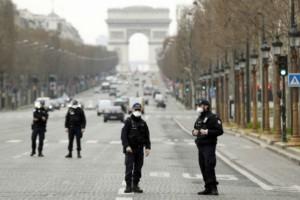 Λήξη συναγερμού στο Παρίσι: Από που προκλήθηκε ο κρότος που έμοιαζε με έκρηξη