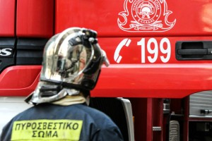Τραγωδία στο Βόλο: Νεκρός 39χρονος πυροσβέστης