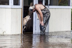 Απίστευτο: Μία πλημμύρα ήταν η αιτία για να γεννηθεί η καλύτερη φιλία