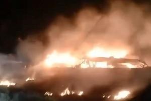 «Είδα τον φίλο μου να καίγεται...» Συγκλονιστική μαρτυρία του μοναδικού επιζώντα από την συντριβή στην Ουκρανία