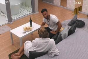 Big Brother: Εκτός εαυτού με τον Γρηγόρη η Σοφία Δανέζη - Οι… ζήλειες και η Ραμόνα