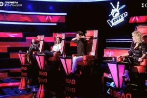 The Voice: Λαμπερή πρεμιέρα χωρίς κοινό! Δείτε την παρουσίαση των κριτών (Video)