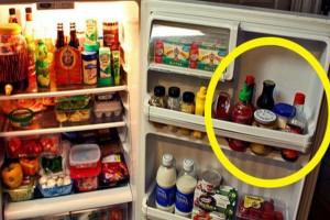 Μήπως έχετε κάποιες από αυτές τις 14 τροφές στο ψυγείο σας;  Εάν ναι, δείτε γιατί πρέπει να τις βγάλετε αμέσως