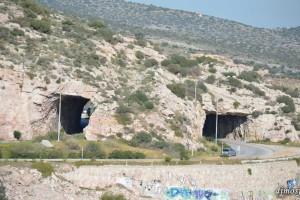 """Παραλιακή λεωφόρος Αθηνών-Σουνίου: Κλείνουν οι """"Τρύπες του Καραμανλή"""""""