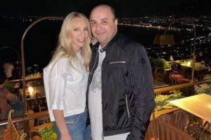 Χωρίς τον Μάρκο Σεφερλή η Έλενα Τσαβαλιά - Τι συμβαίνει στο γάμο τους;