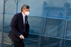 Εκτάκτως στη Λακωνία ο Σωτήρης Τσιόδρας - Αύξηση κρουσμάτων στην περιοχή