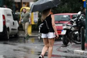 Έκτακτο δελτίο επιδείνωσης καιρού: Ποιες περιοχές θα «χτυπήσει» η κακοκαιρία