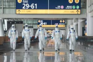 Ουχάν: Προσγειώθηκε η πρώτη διεθνής πτήση μετά από 9 μήνες!