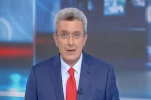 Ζει τον εφιάλτη ο Νίκος Χατζηνικολάου - «Μαύρες» μέρες για το δημοσιογράφο