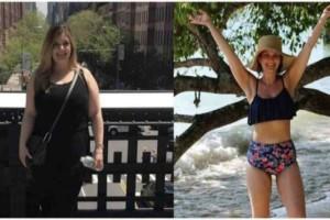 Τη χώρισε το αγόρι της και αποφάσισε να... μεταμορφωθεί - Έχασε 60 κιλά κι έγινε...