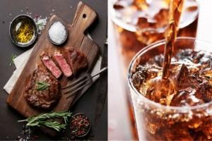 Προσοχή: Μην πιείτε ποτέ ξανά αναψυκτικά με το κρέας σας - Κινδυνεύετε από...