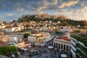 Η φωτογραφία της ημέρας: Βόλτα στο κέντρο της Αθήνας