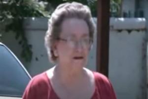 """75χρονη γιαγιά συνελήφθη - Μόλις δείτε το λόγο θα """"παγώσετε"""""""