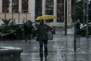 Καιρός σήμερα: Βροχές στα βόρεια και τα ανατολικά - Αναλυτική πρόγνωση