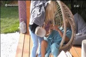 Big Brother: Τα παρακάλια της Άννας Μαρίας στον Πυργίδη που κατέληξαν σε καβγά