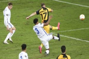 Europa League: Πάλεψε αλλά... δεν τα κατάφερε η ΑΕΚ