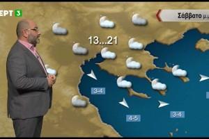 «Μετά το σεισμό ο καιρός στη Σάμο…» - Ο Σάκης Αρναούτογλου προειδοποιεί