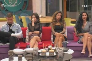 Big Brother Highlights: Το… ξεκατίνιασμα, η συγκλονιστική εξομολόγηση και οι πανηγυρισμοί στην αποχώρηση
