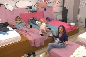 Big Brother: Πανικό προκαλεί η Αφροδίτη και κατά την απουσία της - Μαλλιά κουβάρια για χατίρι της