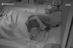Big Brother: Χάλασε το… ερωτικό παιχνίδι με τη Σοφία ο Κεχαγιάς - «Βάζεις υαλουρονικό;»